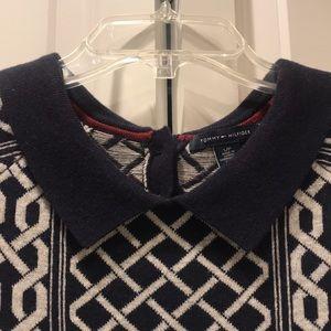 Tommy Hilfiger Dresses - NWOT Tommy Hilfiger navy sweater dress